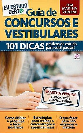 GUIA DE CONCURSOS E VESTIBULARES - 1 (2015)