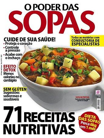 O PODER DAS SOPAS - 6 (2016)