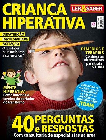 LER & SABER 8 - CRIANÇA HIPERATIVA (2016)