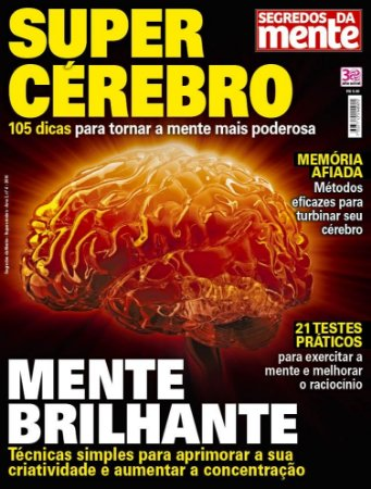 SEGREDOS DA MENTE - SUPERCÉREBRO - 4 (2016)