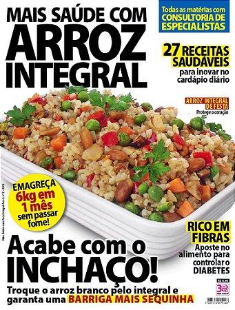 MAIS SAÚDE COM ARROZ INTEGRAL - 2 (2016)