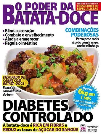 O PODER DA BATATA-DOCE - 6 (2016)