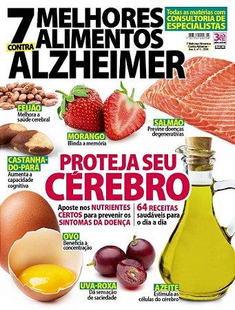 7 MELHORES ALIMENTOS CONTRA ALZHEIMER - 1 (2016)