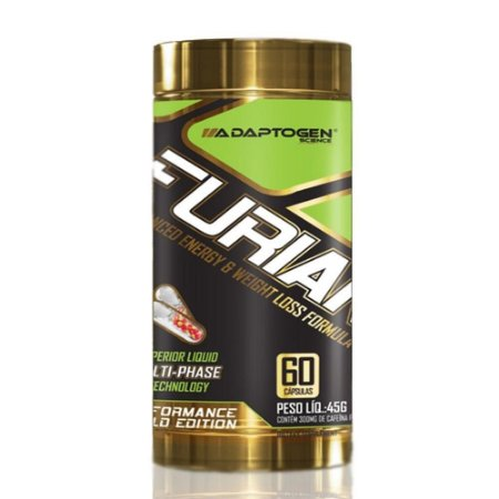Furian - 60 Caps - Adaptogen Science