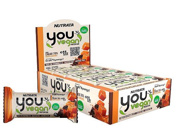You Vegan Protein Bar - 40g - Nutrata