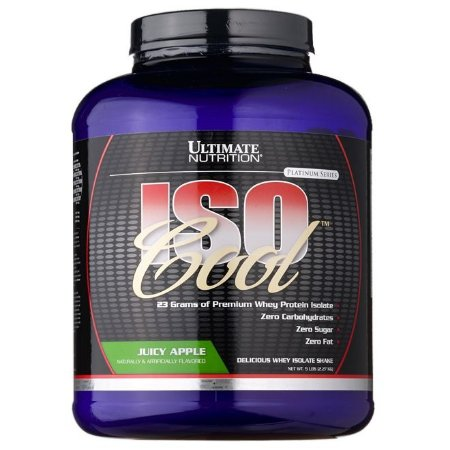 Iso Cool Zero Carb - 2.27kg - Ultimate Nutrition