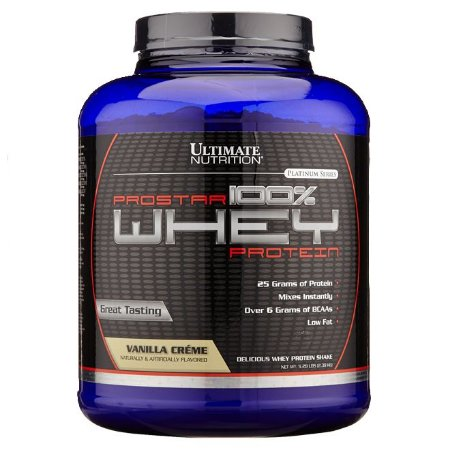 100% Whey Prostar  - 2.39Kg - Ultimate Nutrition