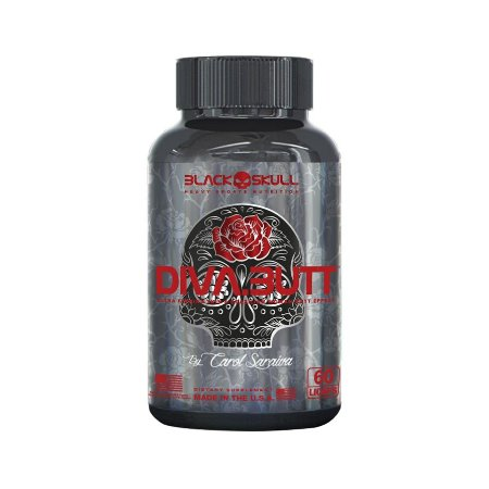 Diva Butt - 60 Caps - Black Skull Nutrition
