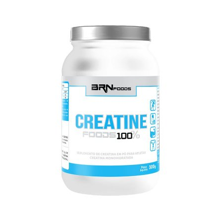100% Creatine Foods - 300g - BrnFoods