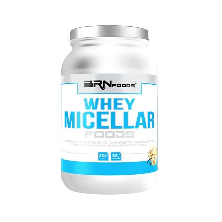 Whey Micellar Foods - 900g - BrnFoods