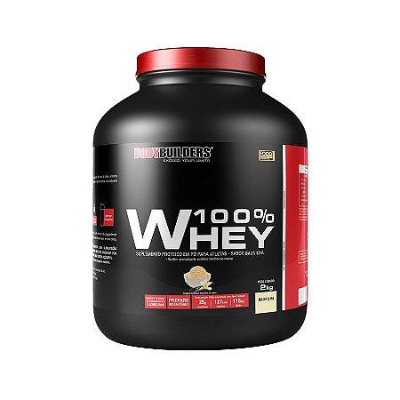100% Whey - 2Kg - Bodybuilders