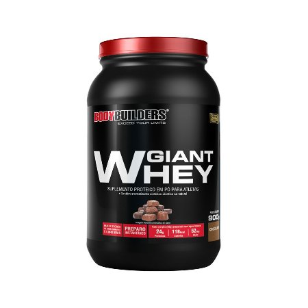 Giant Whey - 900g - Bodybuilders