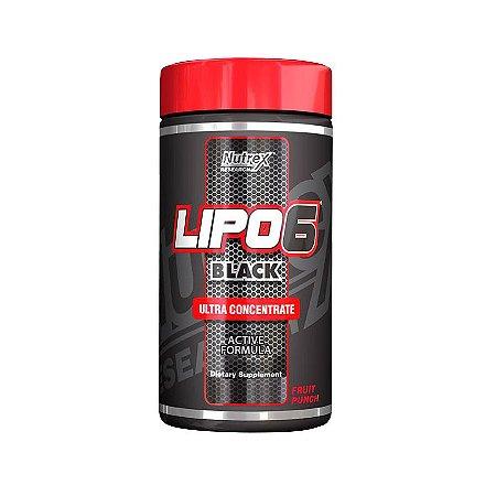 Lipo 6 Black Powder - 125g - Nutrex