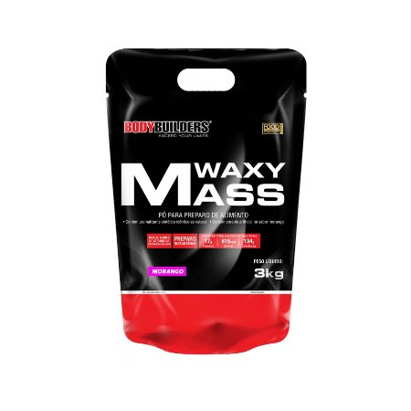 Waxy Mass - 3kg - Bodybuilders