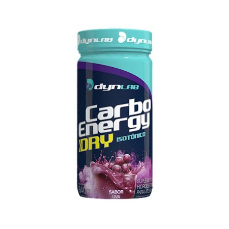 Carbo Energy Dry - 840g - Dynamic Lab