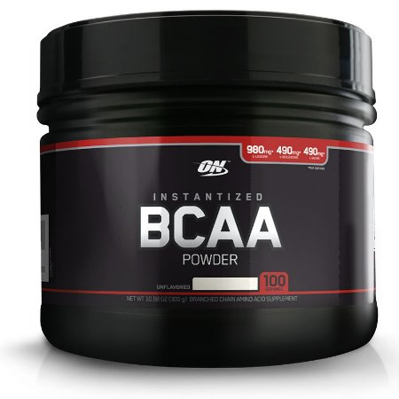 BCAA Powder Blackline - 300g - Optimum Nutrition