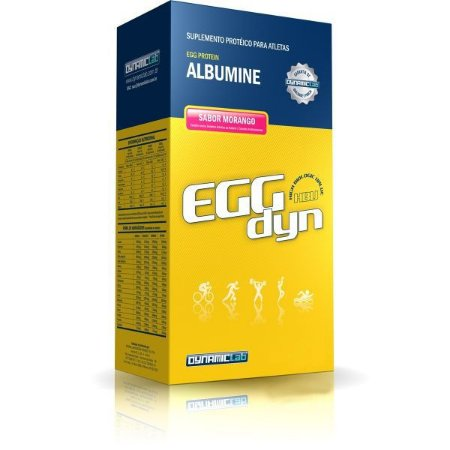Egg Dyn - 500g - Dynamic Labs