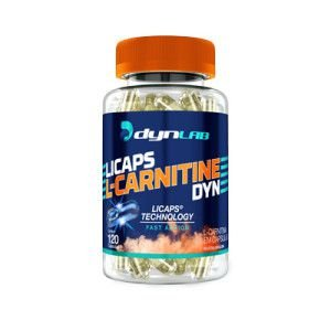 L-Carnitine Licaps - 120 Caps  - Dynamic Labs