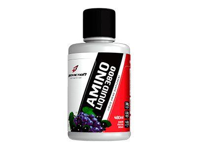 Amino Liquid 3800 - 480ml - BodyAction