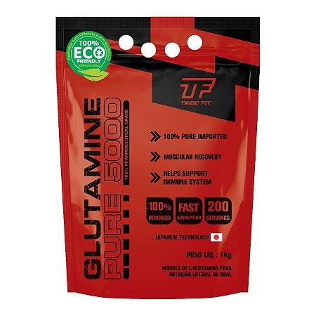 Glutamine pure 5000 - 1kg - tribefit