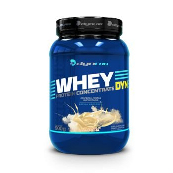 Whey Protein Concentrate DYN (WPC 100%) - 900g - Dynamic Lab