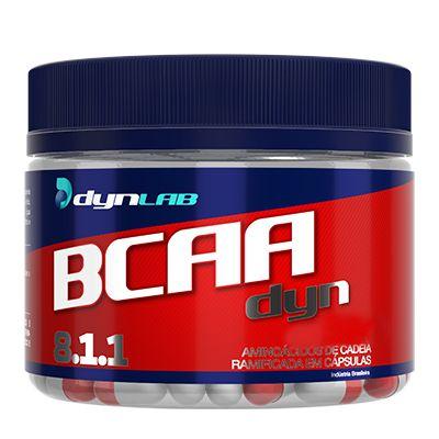 BCAA Dyn - 240 Caps - Dynamic Lab