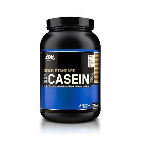 100% Casein Gold Standard - 900g - Optimum Nutrition