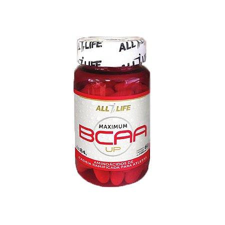 Maximum BCAA - 60 Caps - All Life
