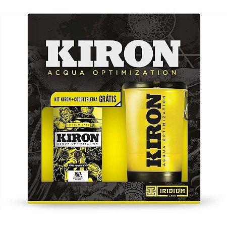Kiron 150g + Coqueteleira Iridium 500ml - Iridium Labs