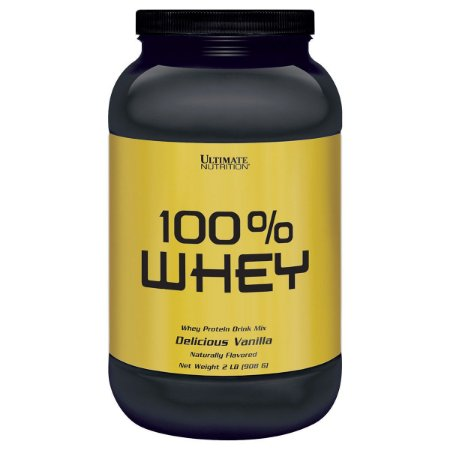 100% Whey Protein - 908g - Ultimate Nutrition