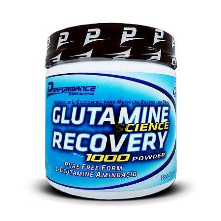 Glutamine Science Recobery 300g - Performance