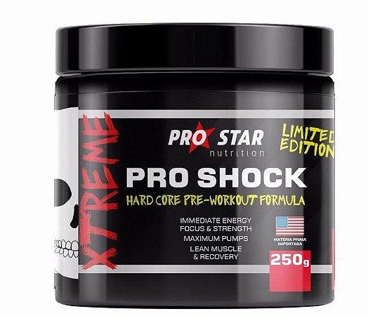 Pro Shock - 250g - Pro Star Nutrition
