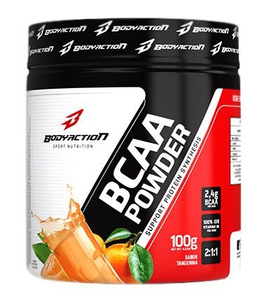 BCAA Powder - 100g - Bodyaction