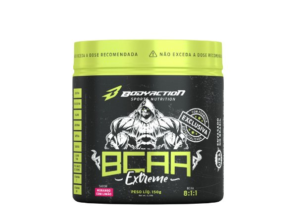 BCAA Extreme - 150g - Bodyaction