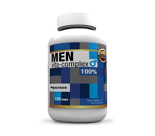 Men Vita Complex - 120 Caps - Nutrata