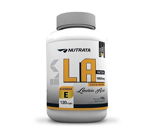 L.A Factor - 120 Caps - Nutrata
