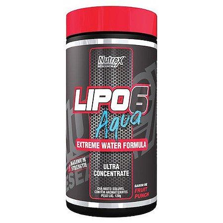 Lipo 6 Acqua - 120g - Nutrex