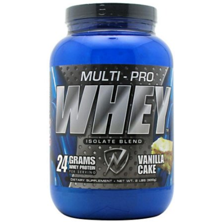 Whey Blend - 900g - Multi Pro