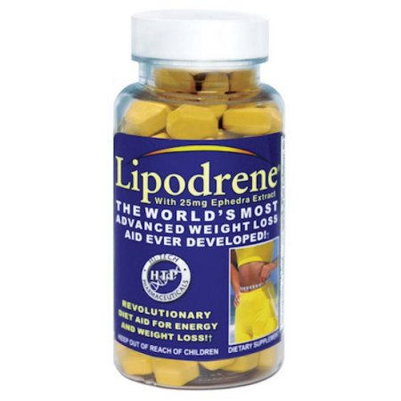 Lipodrene - 100 Tabs - Hi Tech Pharmaceutical