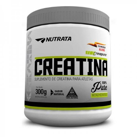 Creatine Creapure - 300g - Nutrata
