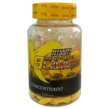 BCAA (120 tabletes) - X-Nutri