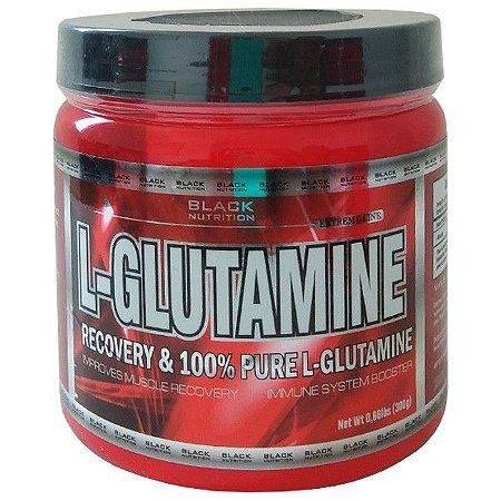 L-Glutamine - 300g - Black Nutrition