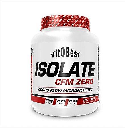 Isolate CFM Zero - 900g - Vit O Best