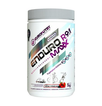 Enduromaxx r 9:1 Muscle Recovery - 1kg - Euronutry