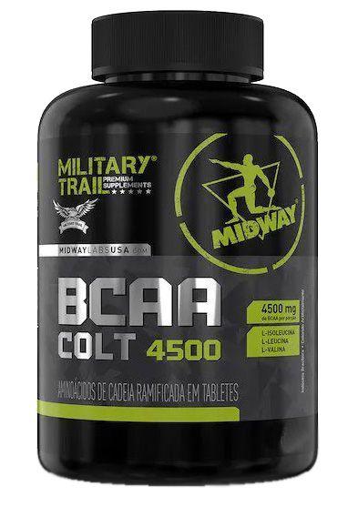BCAA COLT 4500 - 120TABS - Military Trail