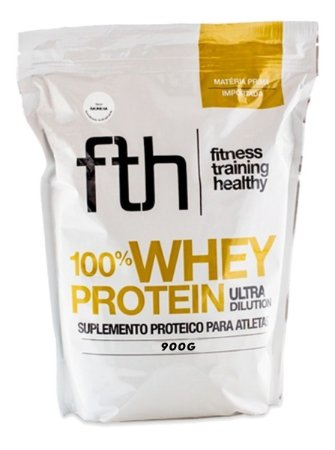 Whey Protein (900g) - FTH