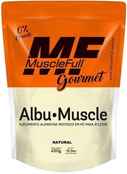 Albu Muscle - 450g - Muscle Full