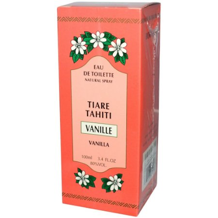 Perfume Tiari Tahiti Vanilla