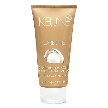 Keune Care Line Satin Oil - Condicionador 200ml