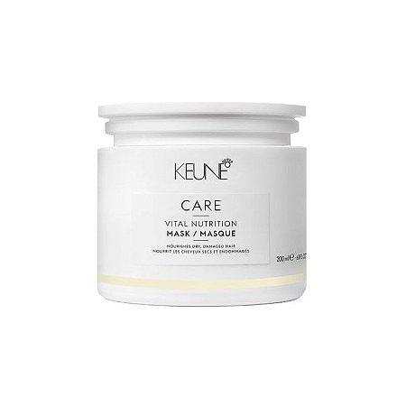 Keune Care Line Vital Nutrition - Máscara de Tratamento 200ml